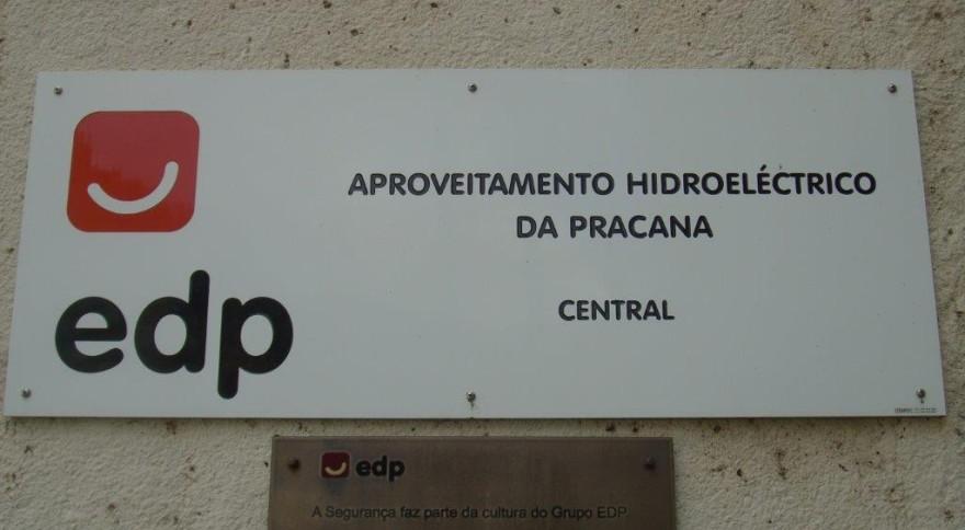 Aproveitamento Hidroeléctrico da Pracana – EDP